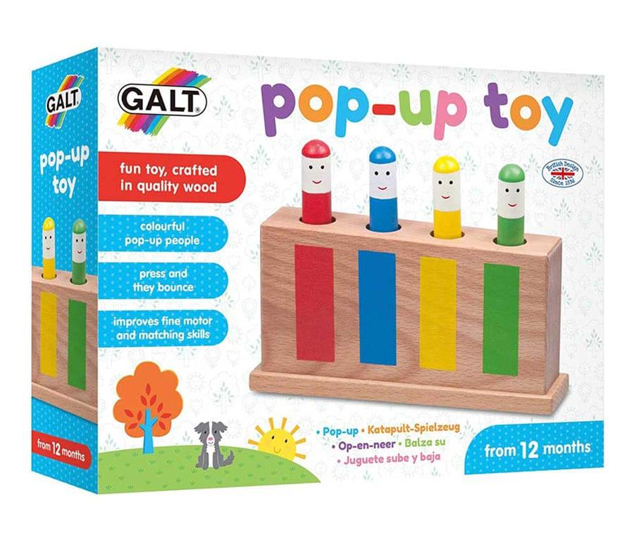 Galt Pop Up Bus