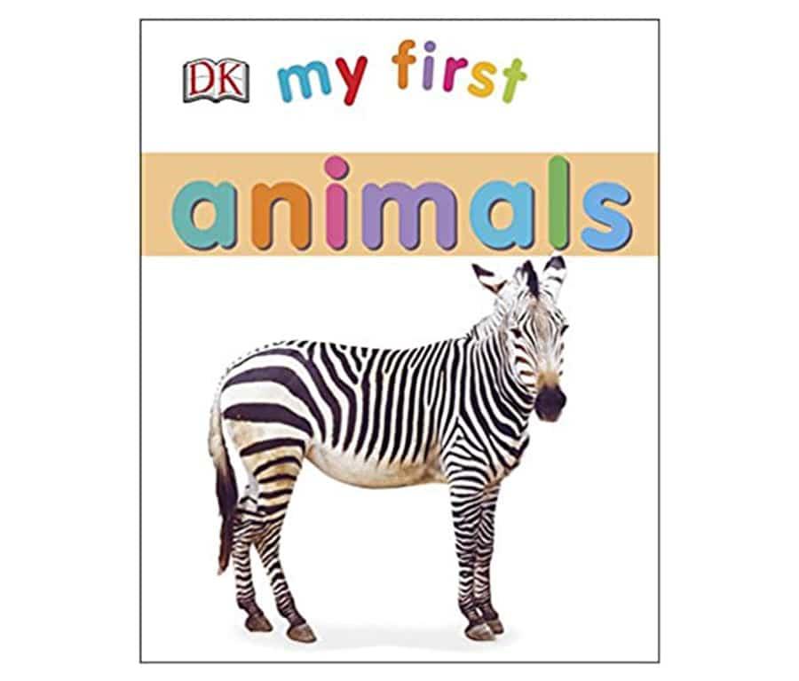 My First Animals Dk